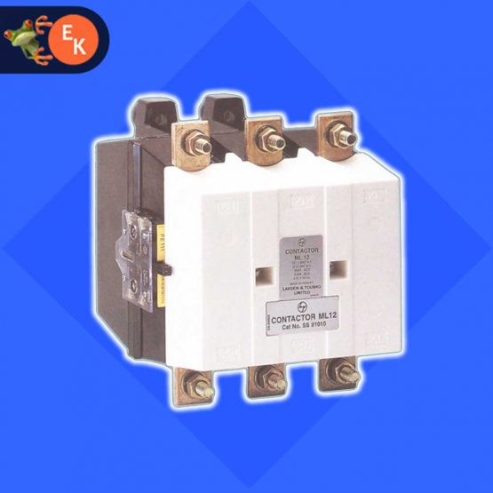 L&T ML-12 Contactor 220V AC, 3 Pole