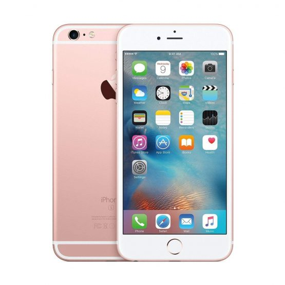 Apple iPhone 6S plus (ROSE GOLD. 32GB)