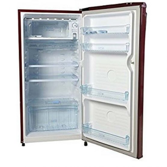 Haier HRD 2406PSL H 220L Single Door Refrigerator