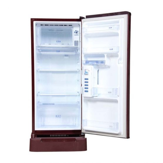 Haier HRD-2405PRL-H 220L Direct-cool Single-door Refrigerator