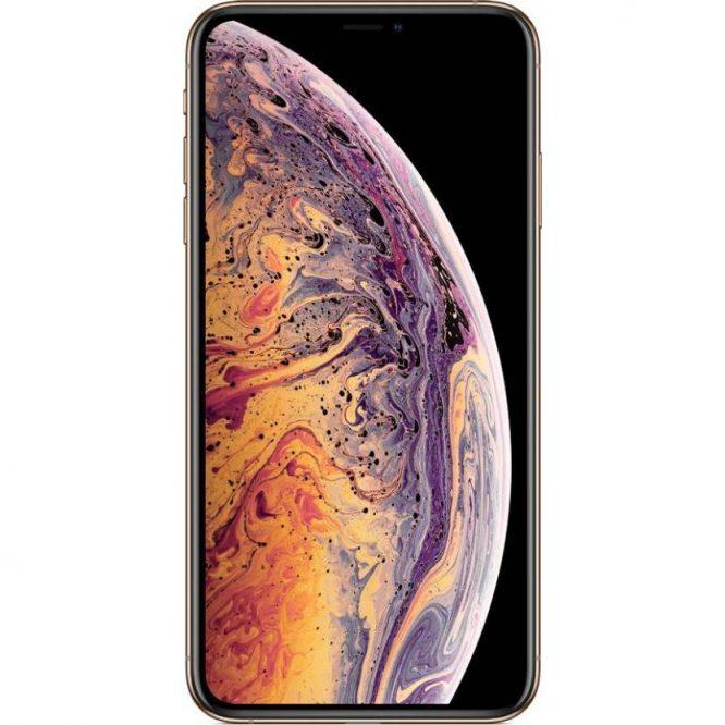 Apple iPhone XS Max (Gold, 256 GB) - electrickharido.com
