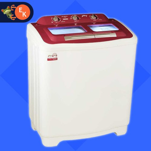 Godrej GWS 6502 PPC 6.5 kg Semi Automatic Washing Machine