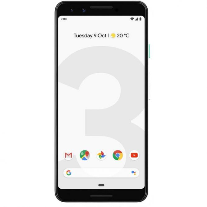 Google Pixel 3 (Not Pink, 64 GB) - electrickharido.com