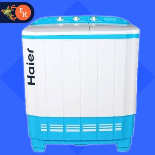 Haier 6.2 KG Semi Automatic Top Loading Washing Machine
