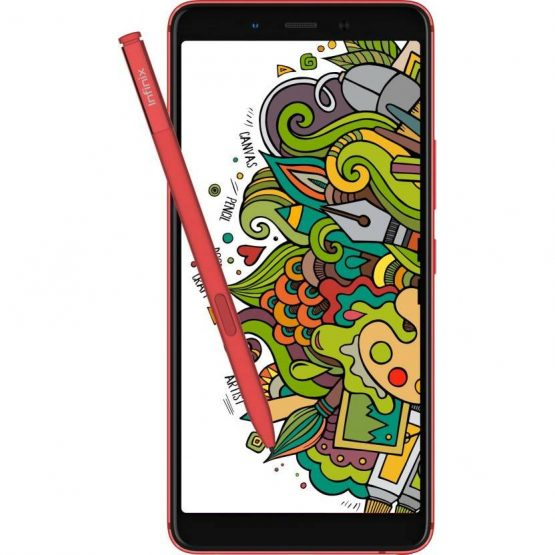 Infinix Note 5 Stylus (Charcoal Blue, 64 GB)
