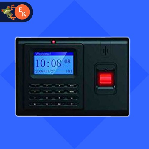 Realtime Biometric Fingerprint + RFID Card based Time Attendance System Model T 6