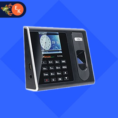 REALTIME C110T ECO SERIES BIOMETRIC + RFID CARD BASED ATTENDANCE SYSTEM WITH TCP