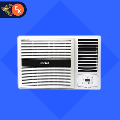 Voltas 1.5 Ton 3 Star window Air Conditioner - electrickharido.com