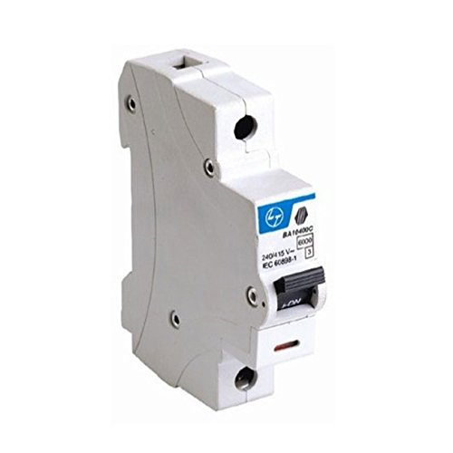 L&T BB10500C 50 A Single Pole Miniature Circuit Breakers MCB