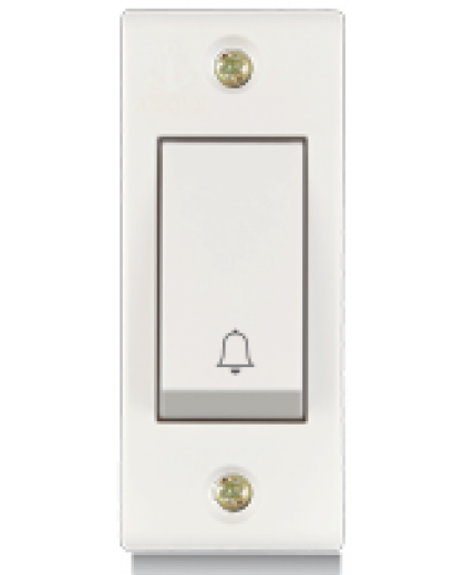 Anchor Penta 6A Bell Push Switch