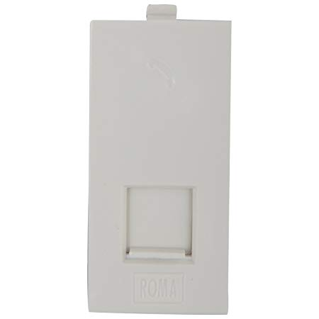 Anchor Roma RJ 11 Telephone Jack