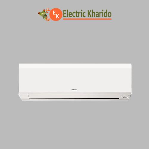 Hitachi 2 Ton 3 Star R-32 Split Air Conditioner Non Inverter