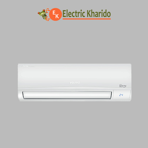 Voltas 1 Ton 5 Star R-32 Split Air Conditioner Inverter