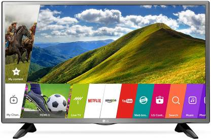 "LG 32"" Fully Smart LED TV"